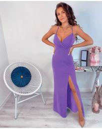 Obleka - koda 600 - vijolična
