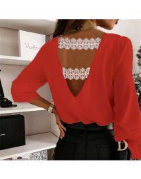 Bluza - koda 5155 - rdeča