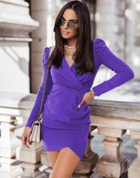 Obleka - koda 0951 - vijolična
