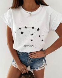 Majica - koda 2342 - bela