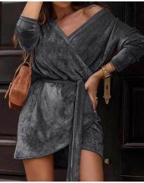 Obleka - koda 238 - temno siva