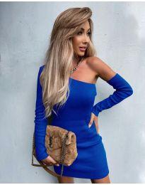 Obleka - koda 4933 - modra