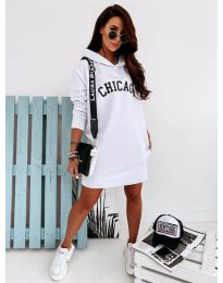 Obleka - koda 802 - bela