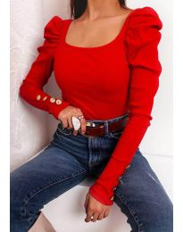 Bluza - koda 11517 - rdeča