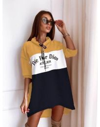 Obleka - koda 9090-7 - farebná