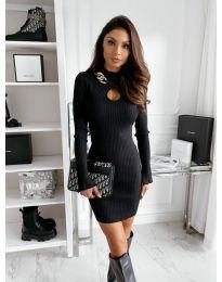 Obleka - koda 0771 - črna