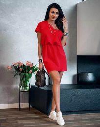 Obleka - koda 3214 - rdeča