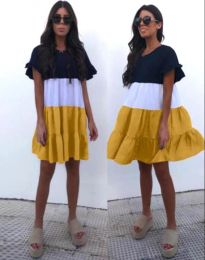 Obleka - koda 1039 - 3 - večbarvna