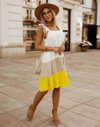 Obleka - koda 2810 - večbarvna