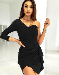 Obleka - koda 5543 - črna