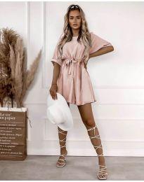 Obleka - koda 13131 - roza