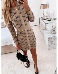 Obleka - koda 0598 - bež