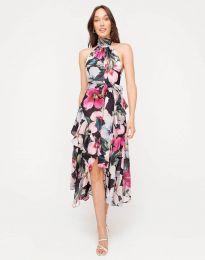 Obleka - koda 2032 - 1 - večbarvna
