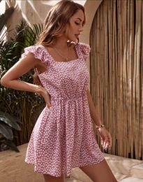 Obleka - koda 6525 - puder