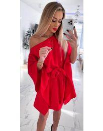 Obleka - koda 2315 - rdeča