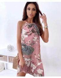 Obleka - koda 7027 - puder