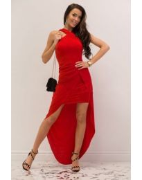 Obleka - koda 219 - rdeča
