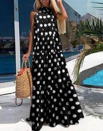 Obleka - koda 0288 - 1 - črna