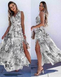 Obleka - koda 0570 -večbarvna