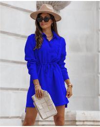 Obleka - koda 132 - modra