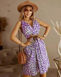 Obleka - koda 5488 - 4 - večbarvna