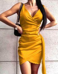 Obleka - koda 4678 - rumena