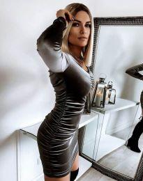 Obleka - koda 12080 - grafitna