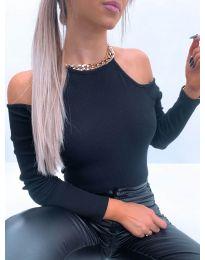 Bluza - koda 4191 - črna