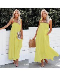 Obleka - koda 551 - rumena