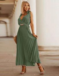 Obleka - koda 5290 - olivna