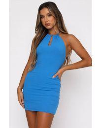 Obleka - koda 11936 - modra