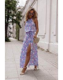 Obleka - koda 6611 - večbarvna