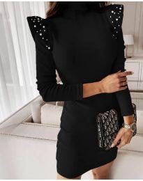Obleka - koda 9494 - črna