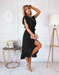 Obleka - koda 8934 - 1 - črna
