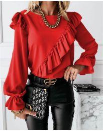 Bluza - koda 6009 - rdeča