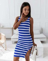 Obleka - koda 0581 - modra