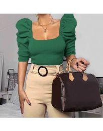 Bluza - koda 9867 - zelena