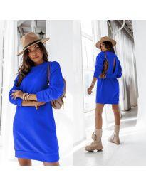Obleka - koda 129 - modra