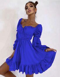 Obleka - koda 8469 - modra