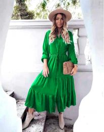 Obleka - koda 6522 - zelena