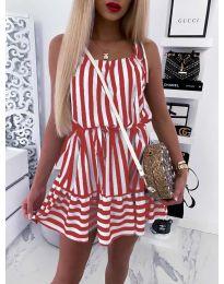 Obleka - koda 851 - rdeča
