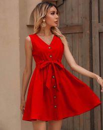Obleka - koda 8188 - rdeča