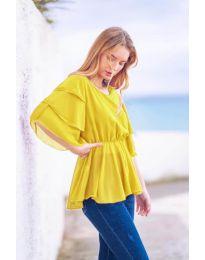 Majica - koda 504 - rumena