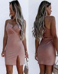 Obleka - koda 8979 - roza