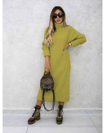 Obleka - koda 0590 - gorčica