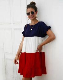 Obleka - koda 1039 - 1 - večbarvna