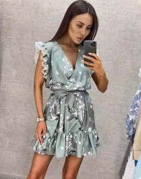 Obleka - koda 8125 - siva