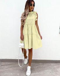 Obleka - koda 2663 - rumena