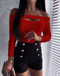 Bluza - koda 11601 - rdeča