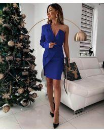 Obleka - koda 15944 - 1 - modra